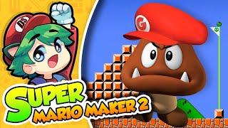 ¡Super Goomba Bros! - Super Mario Maker 2 (Online) DSimphony