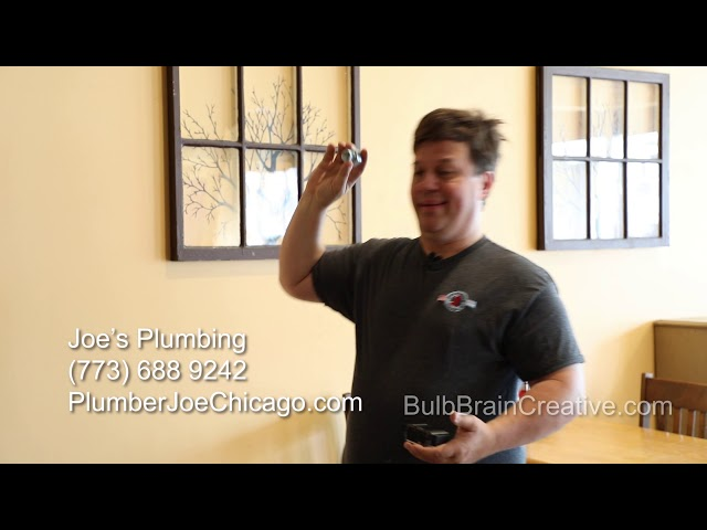 When you flush, think of us! (Joe the Plumber from NW Chicago)