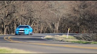 2010 shelby gt500 review the loudest mustang ever