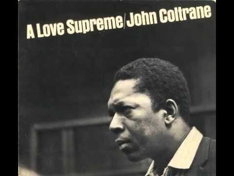 1964  John Coltrane  A Love Supreme