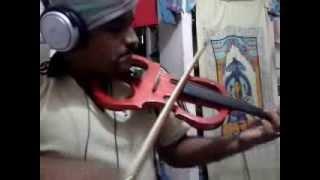 Thumbi Vaa, Sangathil, Gum sum gum - Violin cover