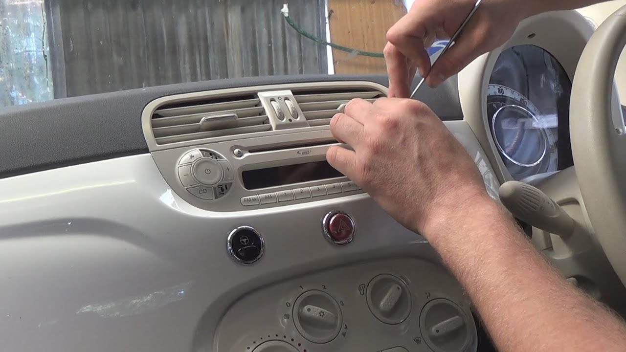 Stereo Wiring Harness 2012 Fiat 500 Pop Free Download Radio Removal 2007 2013 Justaudiotips Youtube