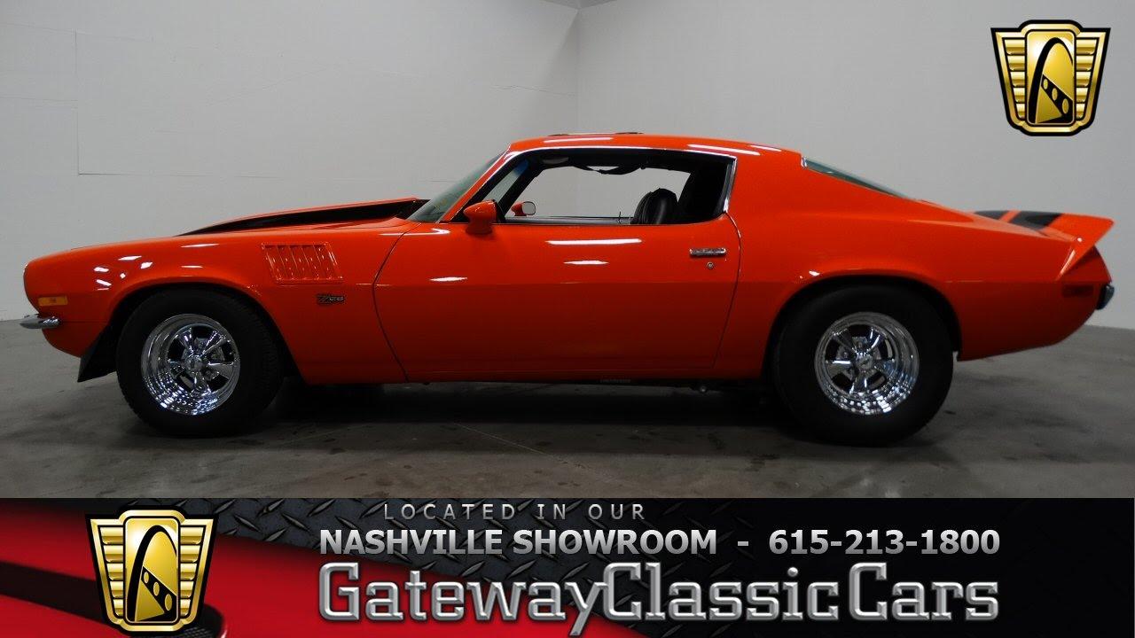 1973 Chevrolet Camaro Z/28- Gateway Classic Cars of Nashville #114 ...