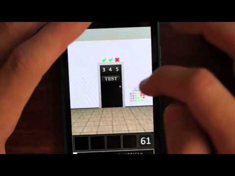 Прохождения игры Doors на Windows Phone (61 уровень)