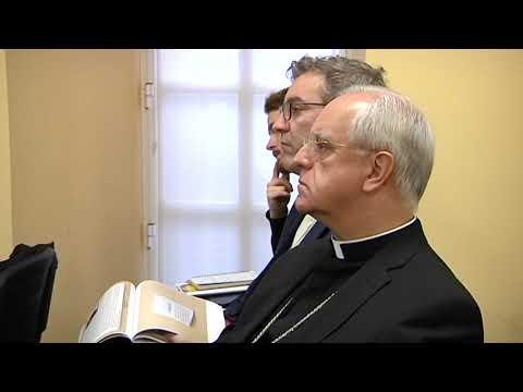 Presentación de la memoria económica y de actividades de la diócesis de Ourense 14 11 19
