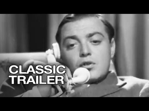 Mad Love Official Trailer #1 - Peter Lorre Movie (1935) HD