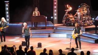 REO Speedwagon Roll With The Changes Live Knoxville, TN 9/16/2015