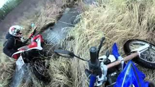 Irbis TTR 250r. Эндуро покатушки. Поездка на озеро Арахлей через Дворцы. Забайкальский край, Чита
