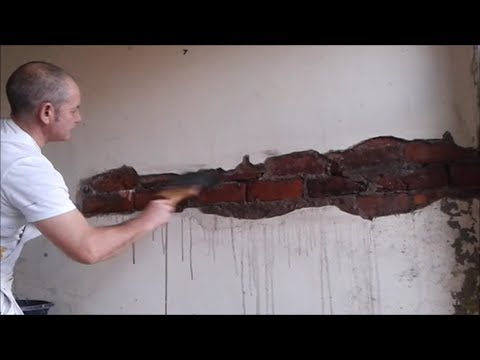 how to use hardwall plaster