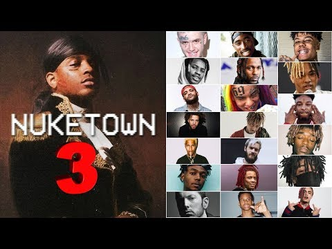 Nuketown 3 Ft. Everyone 40 Features Official Audio