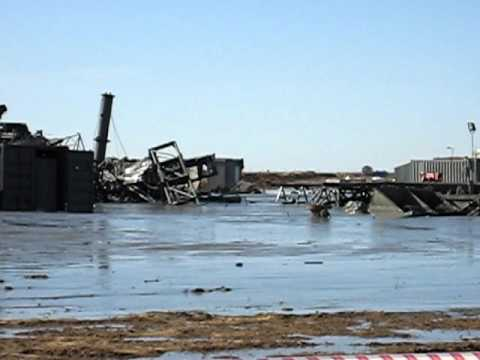 Oil well accident (Kazakhstan) 3
