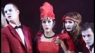 видео Спектакль Мастер и Маргарита, Балтийский дом