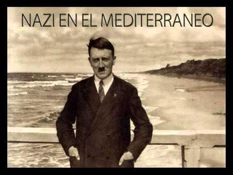 Resultado de imagen de nazi en el mediterráneo