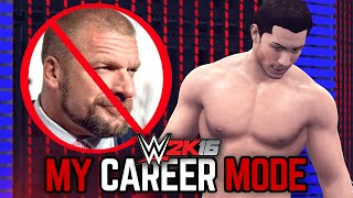 """WWE 2K16 My Career Mode - Ep. 32 - """"GAME OVER!!"""" [WWE MyCareer PS4/XBOX ONE/NEXT GEN Part 32]"""