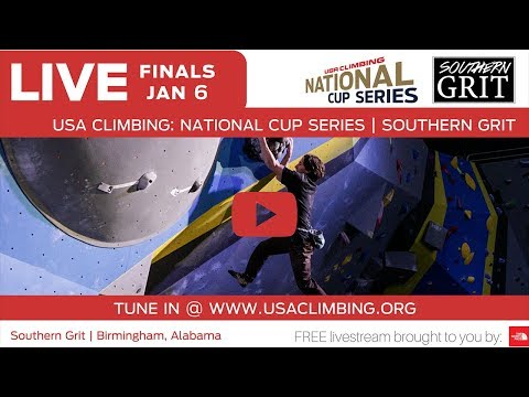 The 2017 Southern Grit at High Point Climbing, Birmingham AL • USA Climbing National Cup Series