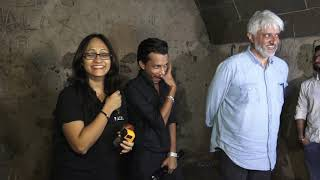 Witness The Reality at a Spine Chilling Ghost Walk With Vikram Bhatt & Sanya Irani