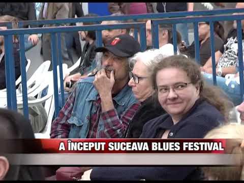 A început Suceava Blues Festival