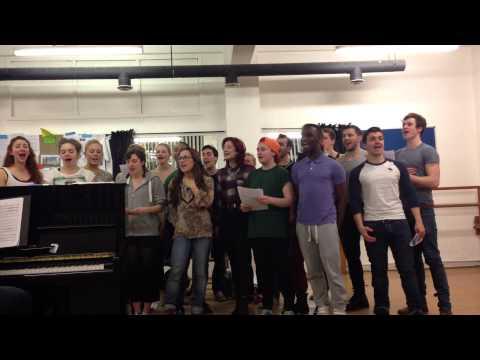 Tell The World (Arts Ed choir)