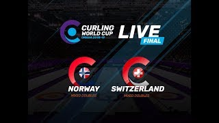 Mixed Doubles Final   Curling World Cup Second Leg Omaha United States