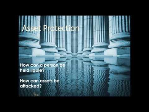 Seminar 7 - Asset Protection and Bankruptcy