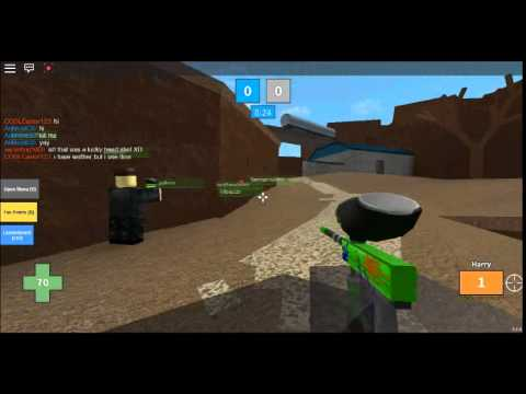 ROBLOX MAD PAINTBALL 2 MONTAGE #2 - Having Fun With A ... |Mad Paintball Sniper
