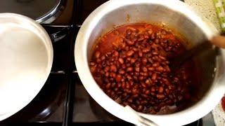 Njahi  ( Kenyan Black Beans)