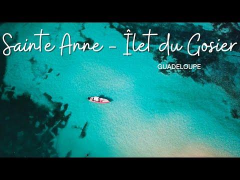 GUADELOUPE -  Sainte Anne Et L'îlet Du Gosier