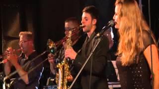 The Soulmachine - Konzertausschnitt. Zehn Minuten Soul, Funk, Rhythm