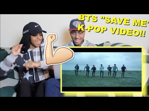 Cover Lagu Couple Reacts : BTS 'Save ME' MV Reaction!!! STAFABAND