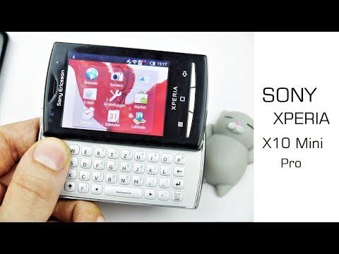 Retro Review: Sony Xperia X10 mini Pro - Moschuss.de