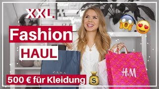 XXL Fashion Haul deutsch 2018 🤭 TRY ON - Zara, H&M, Orsay