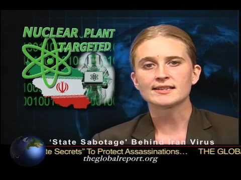 'State Sabotage' Behind Iran Virus
