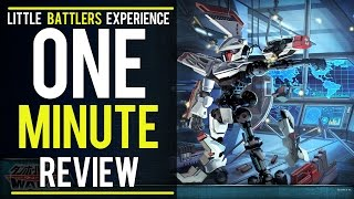 LBX: Little Battlers eXperience | One Minute Review