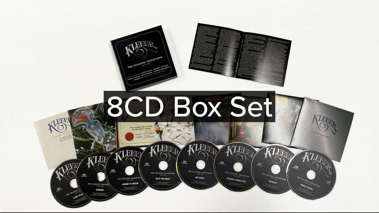 Kleeer: The Atlantic Collection 1979-1985 [8CD Box Set] - YouTube