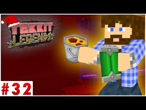 Geothermal Energy | Tekkit Legends | #32
