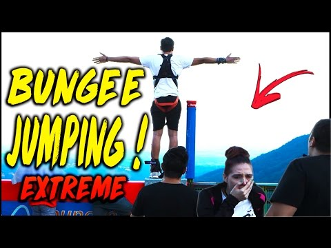 BUNGEE JUMPING ESTREMO
