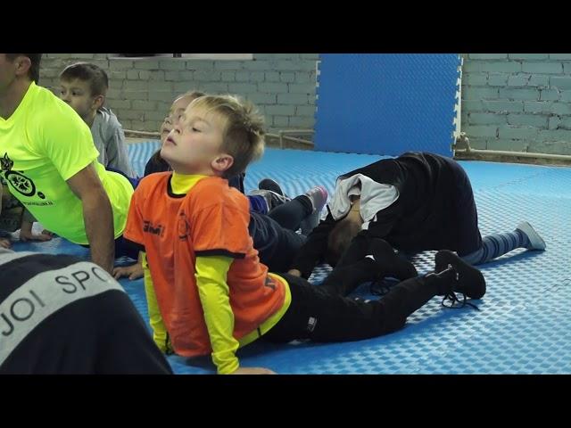 Новий зал для спортсменів відкрився у Сумах завдяки підтримці RGM group