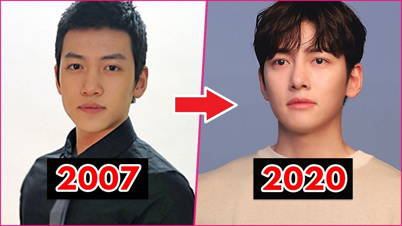 Ji Chang Wook Evolution 2007 - 2020