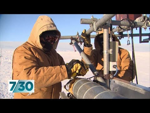 What is it like to live and work in Antarctica?