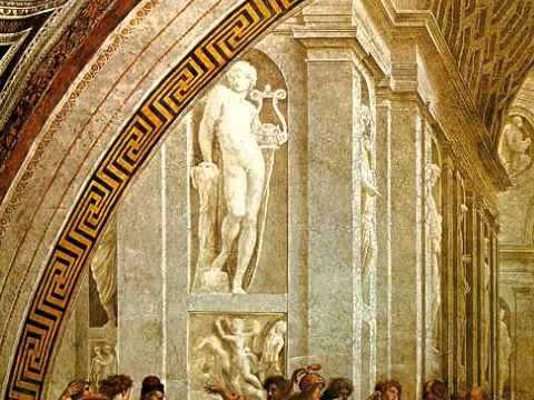 01   High Renaissance  Florence and Rome   17   Raphael, School of Athens