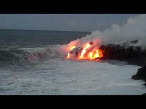 Hawaii - Big Island lava flow