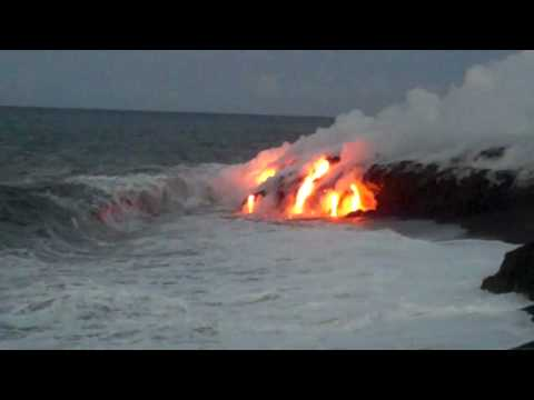 Hawaii - Big Island lava flow
