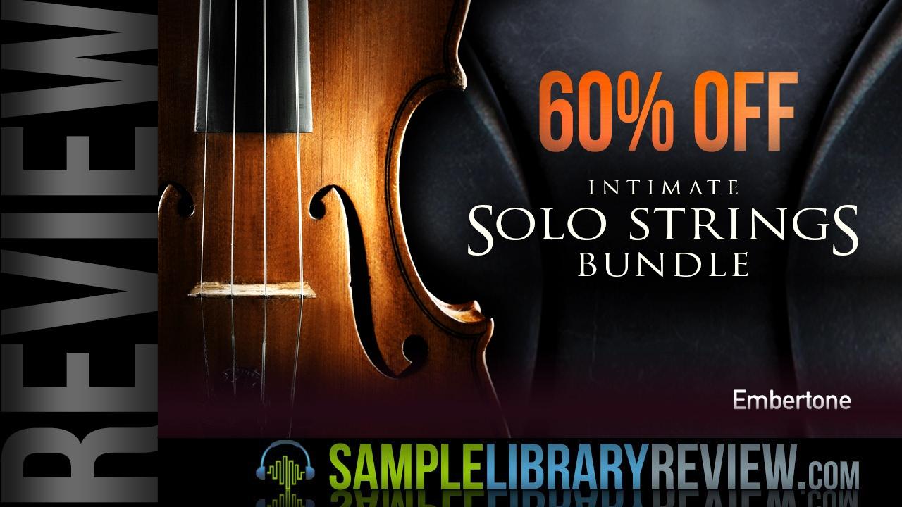 Solo Strings Bundle by Embertone