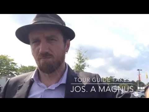 Tour Guide Takes - Quickie - Jos. A. Magnus & Co.