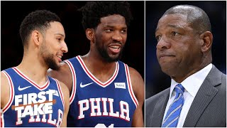 Are the Sixers a small or big fix? Stephen A. & Max debate | First Take
