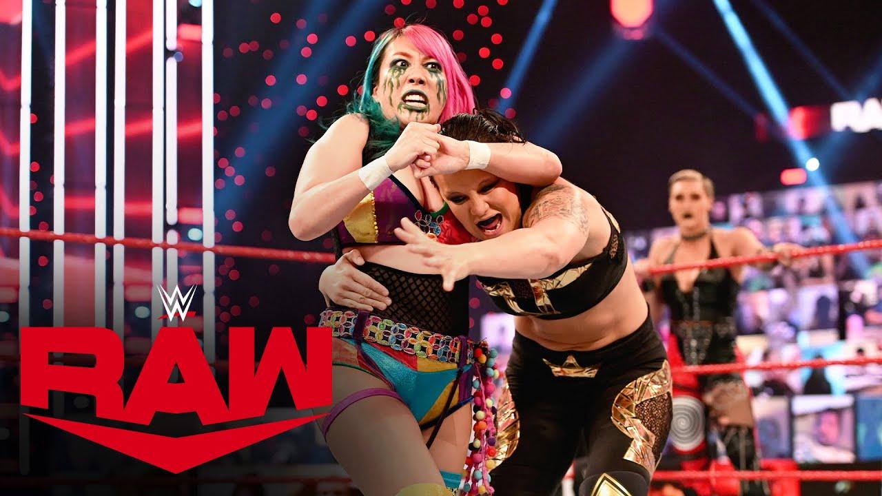 Rhea Ripley Beats Asuka, Wins Raw Women's Title at WWE ...