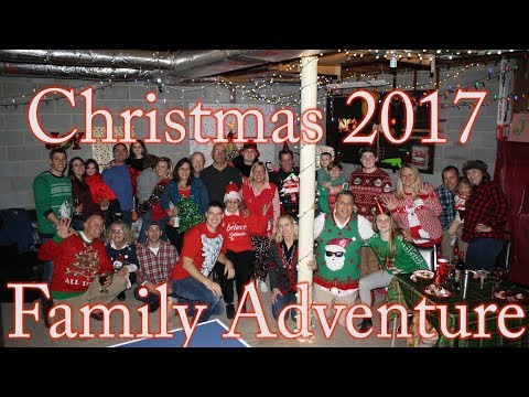 Christmas Family Adventure 2017