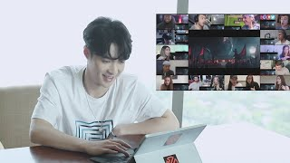 LAY '莲 (Lit)' MV Re-reaction