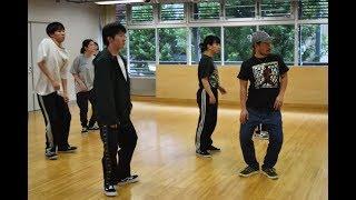 HIROさんによる「セルフプロデュース」の授業で、海外でのダンスレッス...