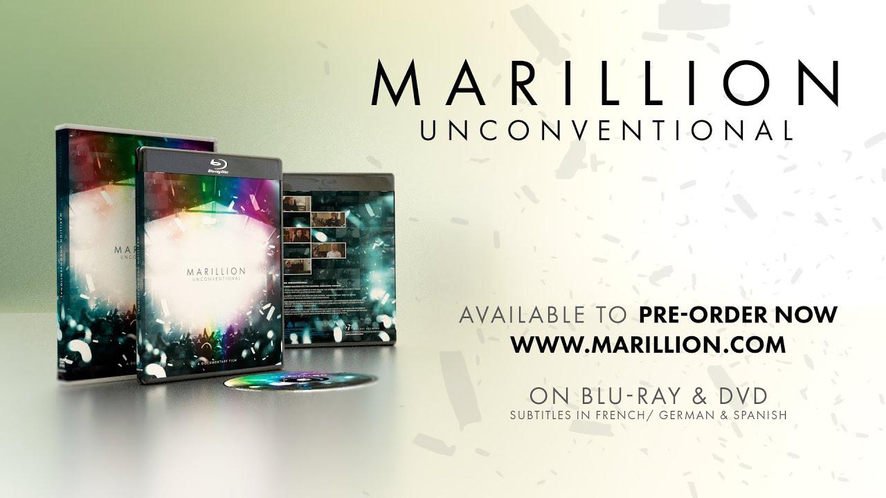 Marillion 'Unconventional' - A Documentary Film - Trailer